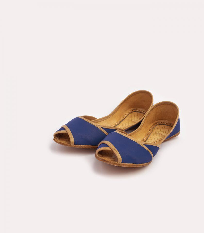 Azul Blue Khussa